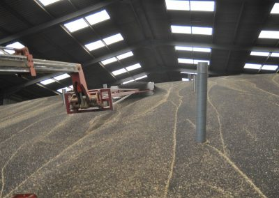 Grain Storage Area